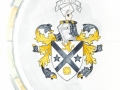 Cartoon for Heraldic Arms