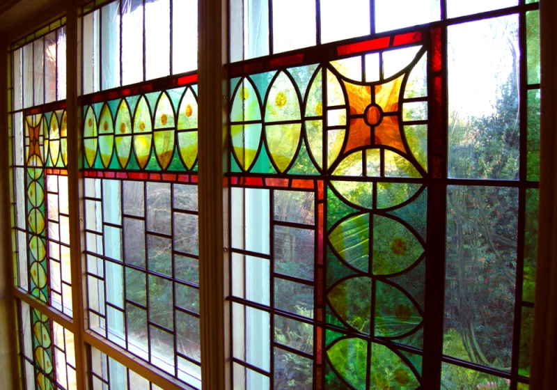 new stained glass by williams  byrne, Bedroom decor