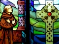 Saint Francis, Cross, Saint Martha