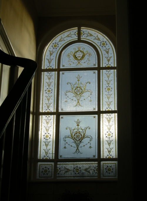 Stained glass restoration by Williams & Byrne