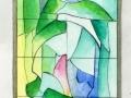 Sketch Design for Memorial Window